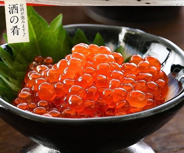 いくら醤油漬け通販!送料無料で安い店ランキング~北海道のイクラを小分け訳ありが格安